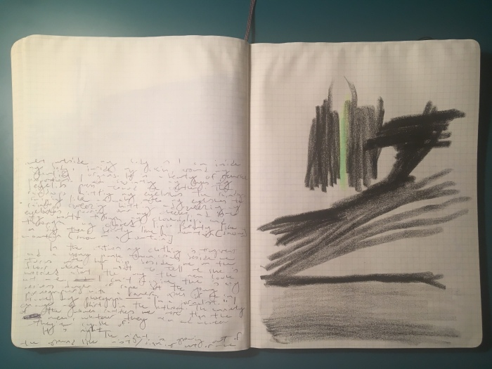 airport hotel notebook