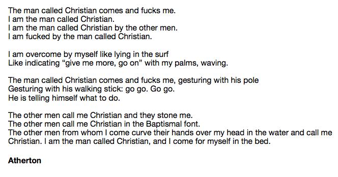 man called christian screenshot